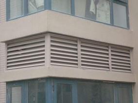空调百叶窗的注意事项