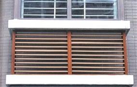 简要分析空调百叶窗安装的注意事项