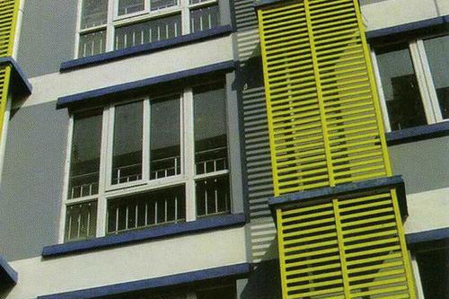 银川优质空调百叶窗价格